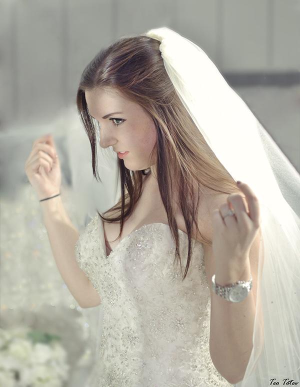 Wedding Preparation Photo Session London, UK