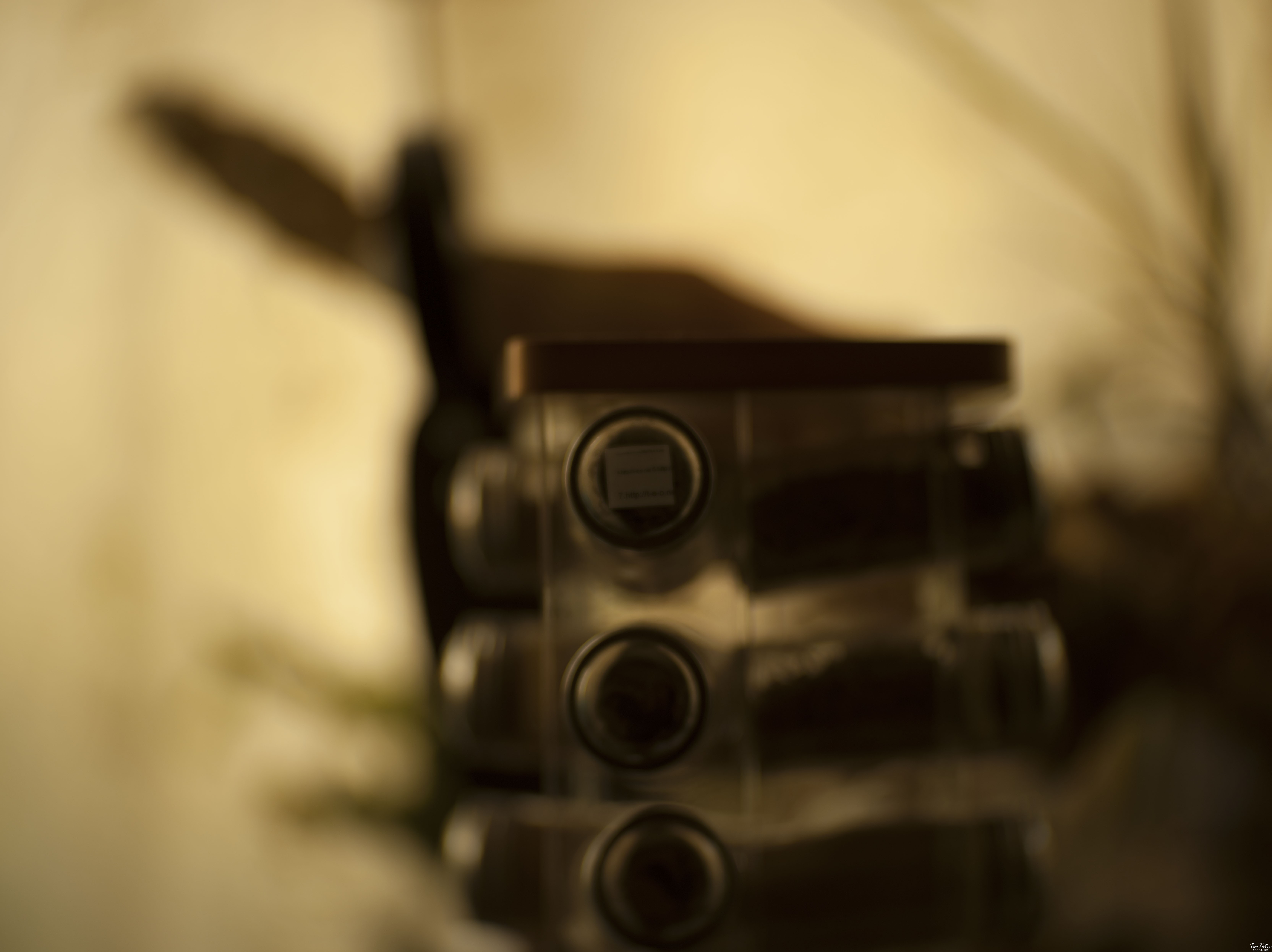 Russian Lens 35KP 140mm MF f1.8