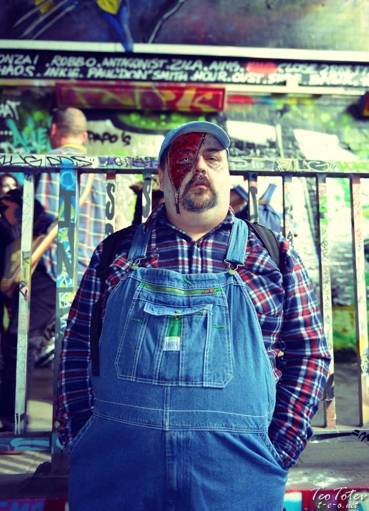 Fat Joe Zombie