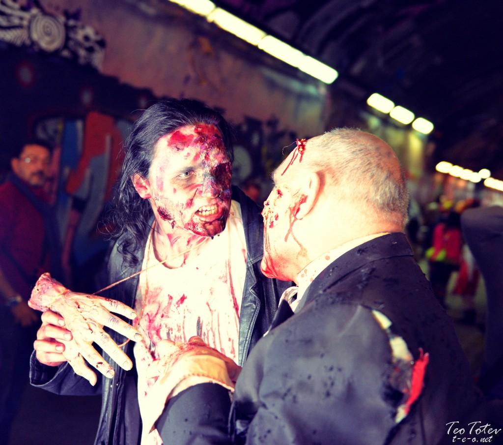 Zombie Fight