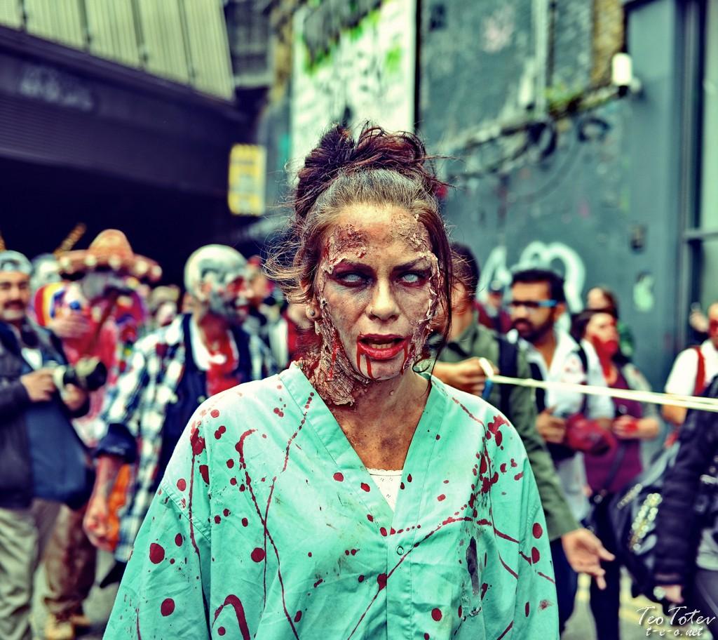 Medical Zombie