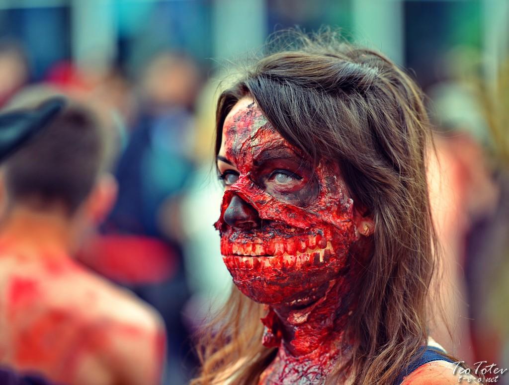 Masked Zombie