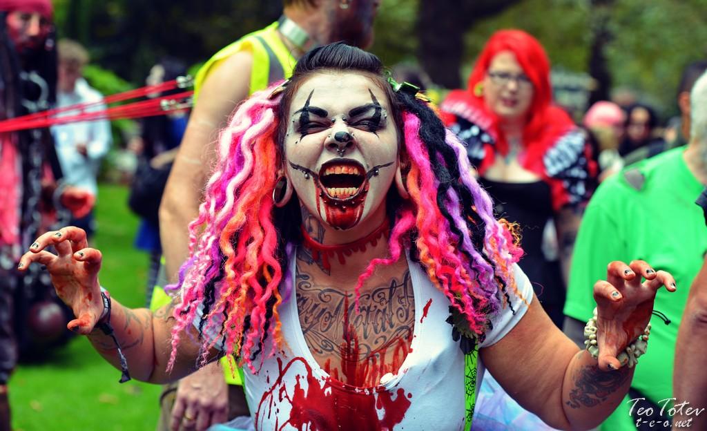 Pierced Zombie
