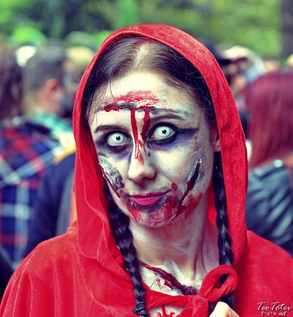 Indian Zombie
