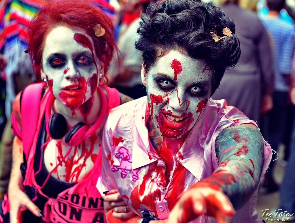 Zombie Pair