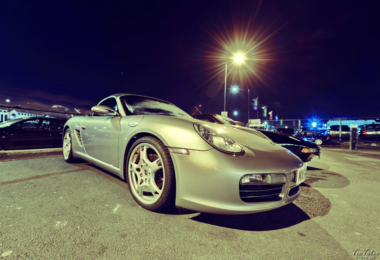 Porsche London