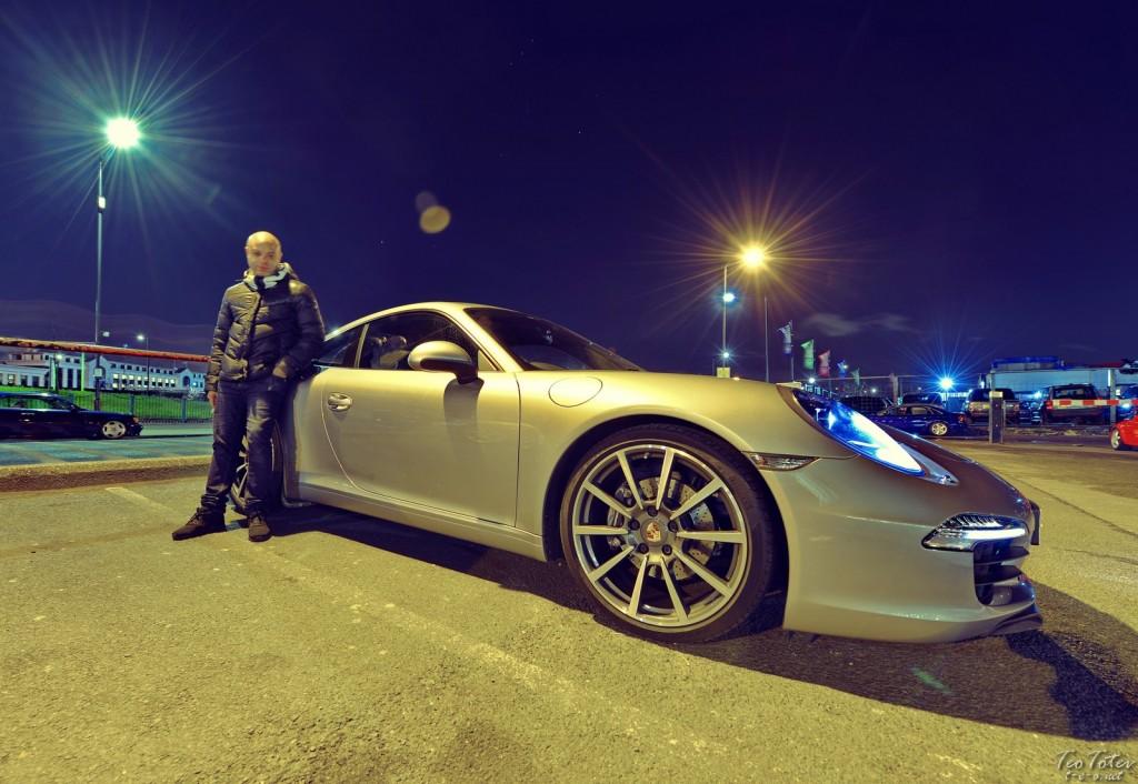 Porsche Owner