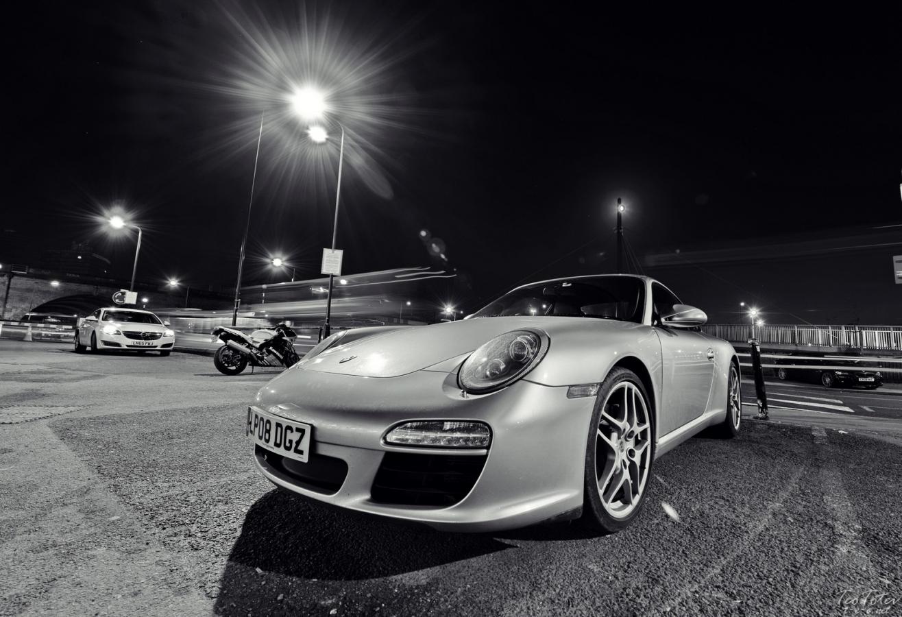 Porsche Boxer Racer