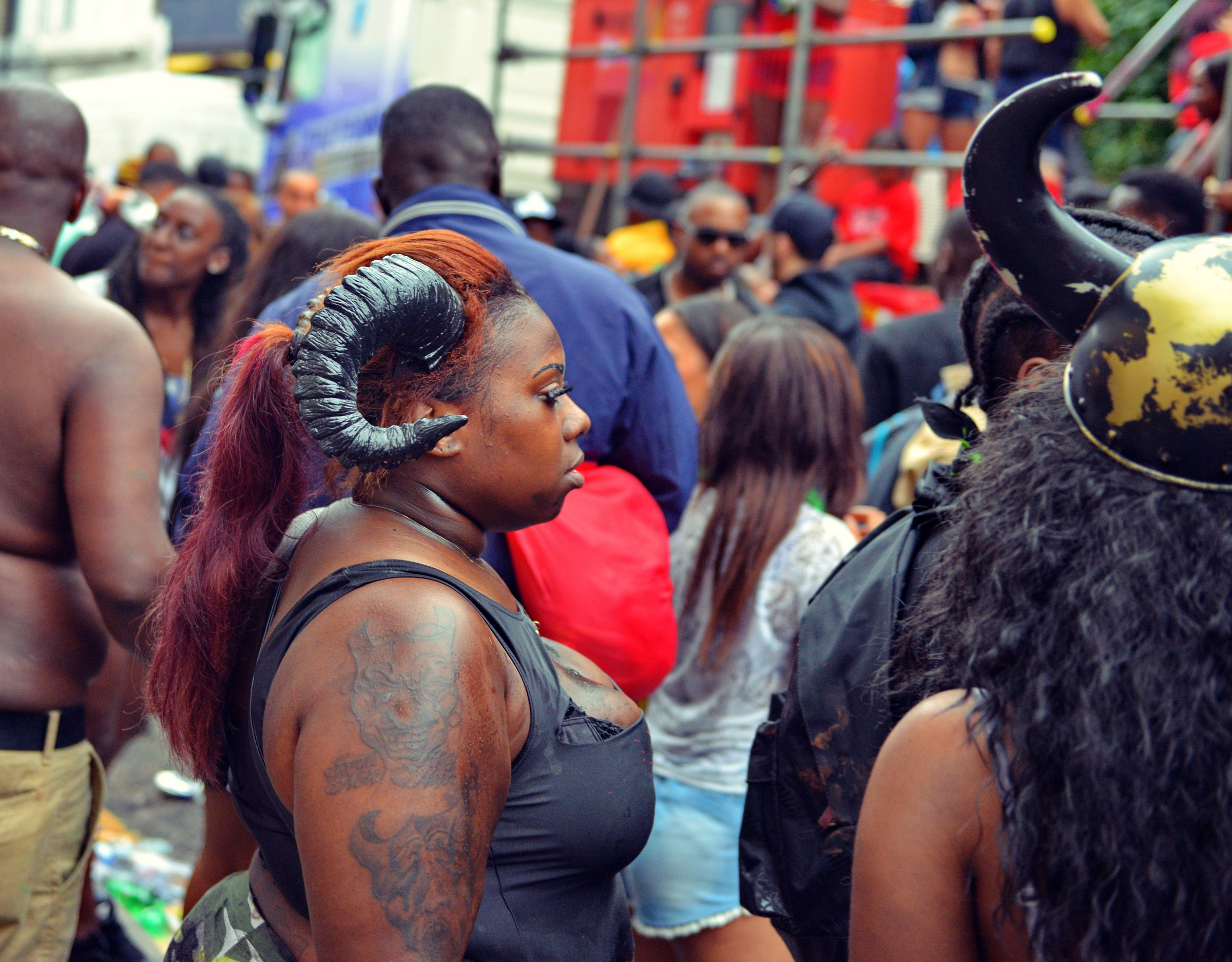 Black Devil Notting Hill Carnival