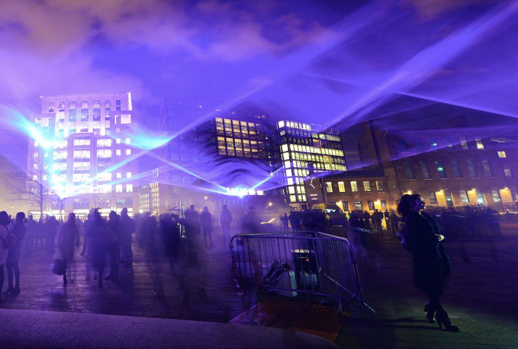 Laser Show London