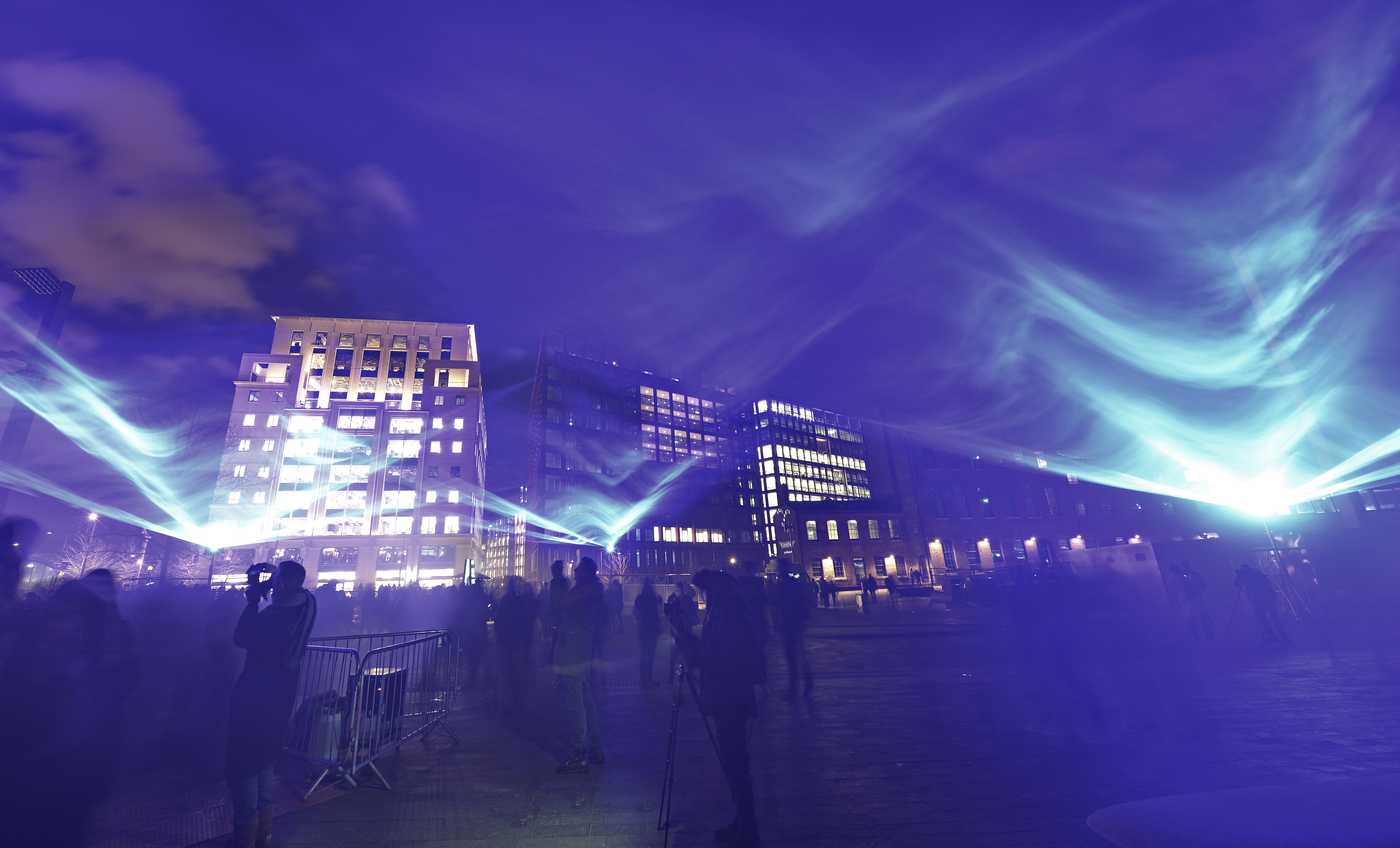 Lighting Show London