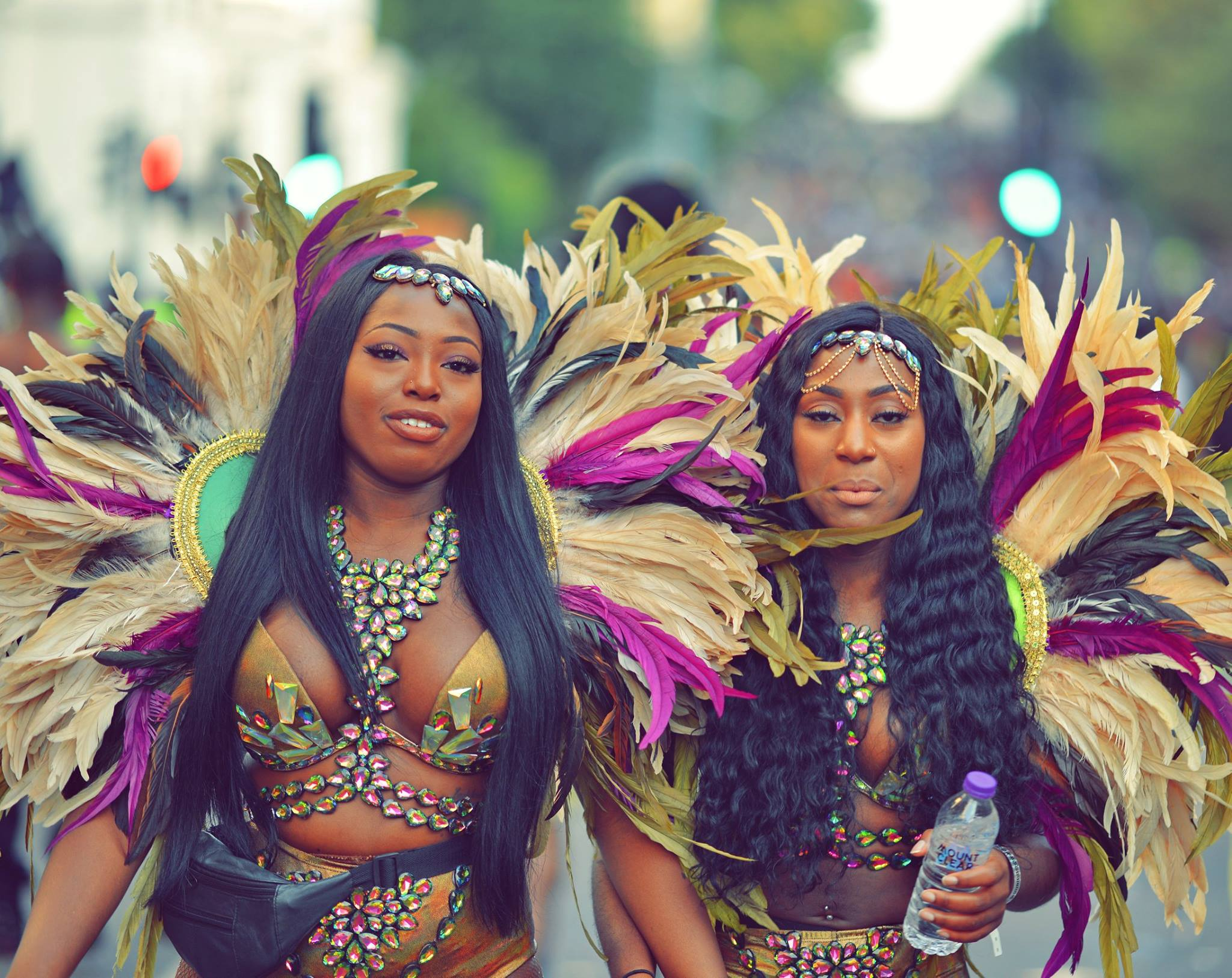 Notting Hill Carnival Angels