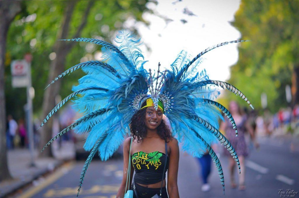 Notting Hill Gate Carnival