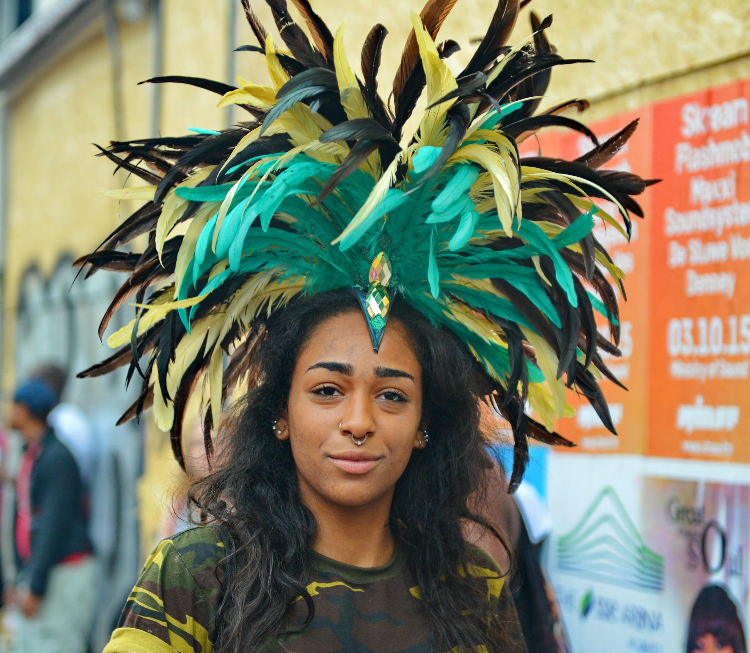 Pierced Notting Hill Carnival