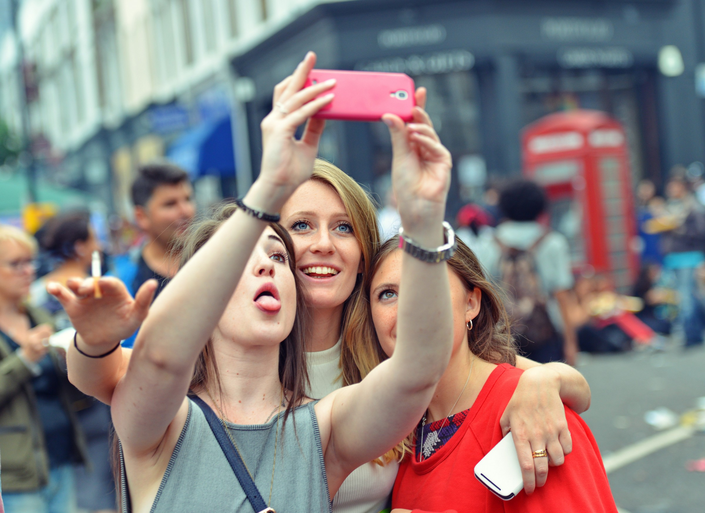 Selfie Notting Hill Carnival