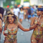 Sexy Dancers at Notting Hill Carnival