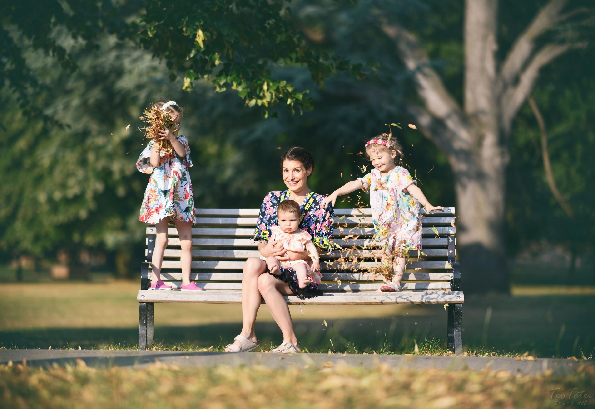 family photoshoot experience london