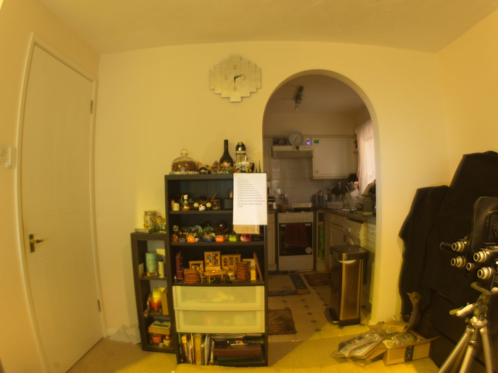Arsat 30mm f3.5 fisheye
