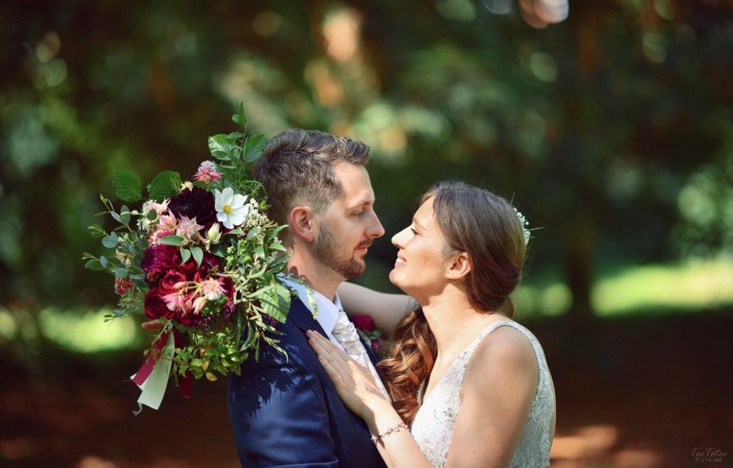 Wedding Love Look