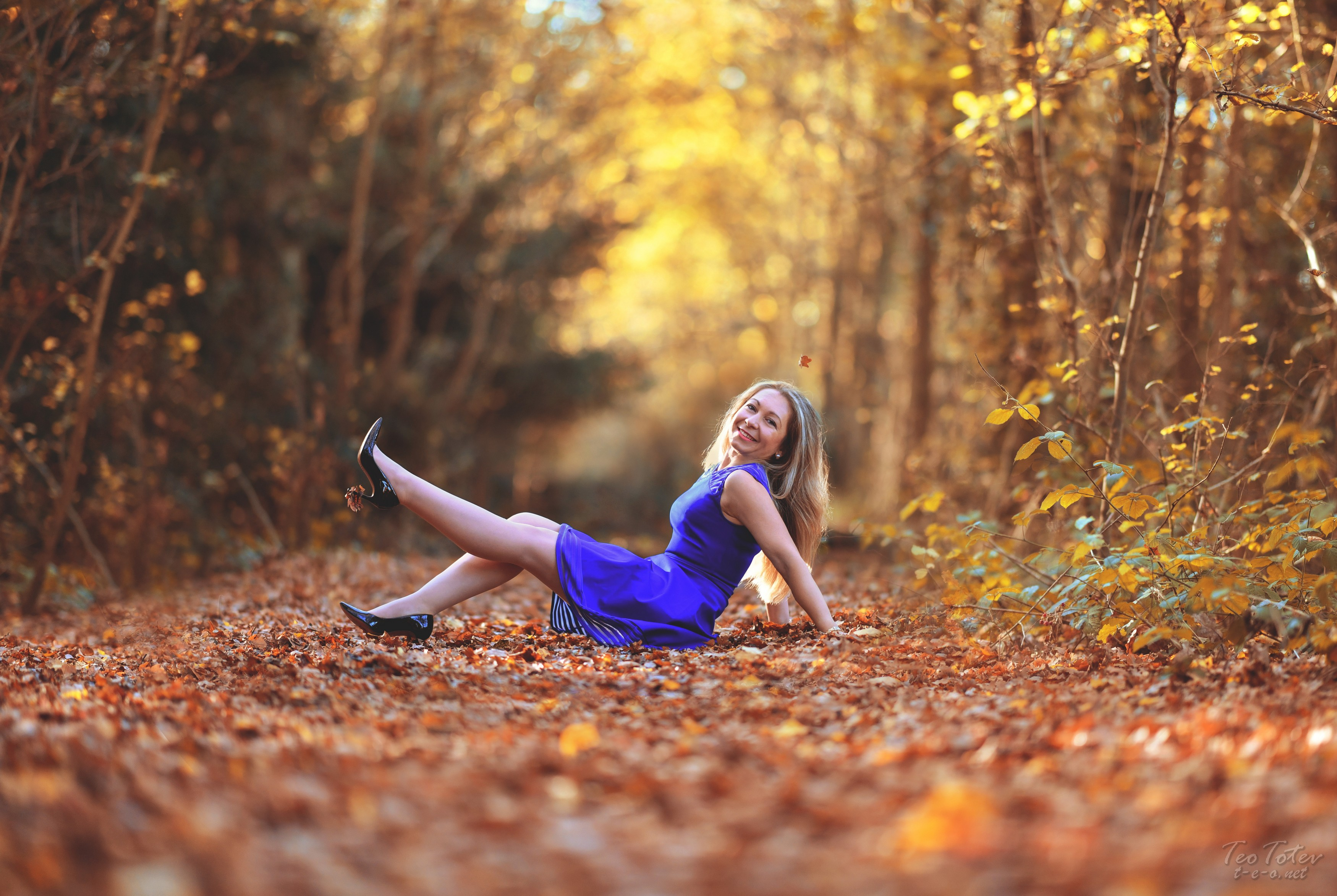 Autumn Photography Deal London