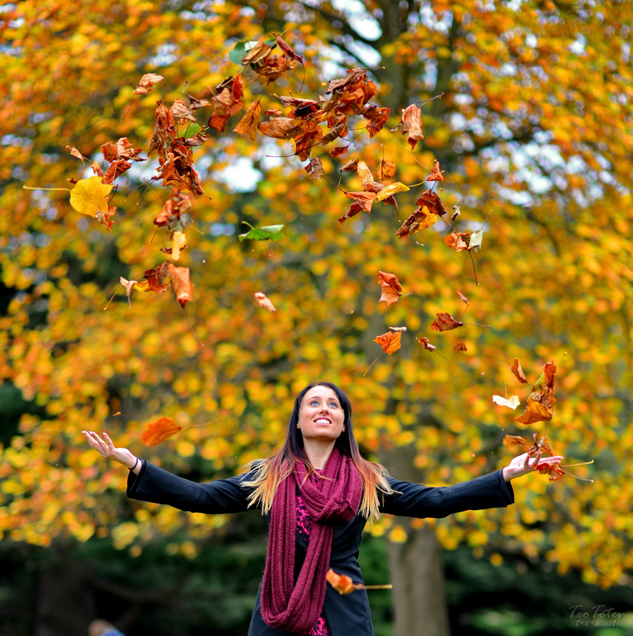 Autumn Photoshoot