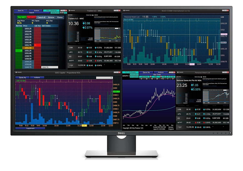 Dell Professional Monitor P4317Q