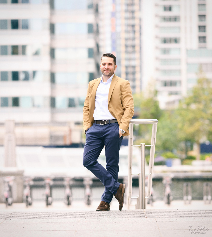 Entrepreneur Portrait