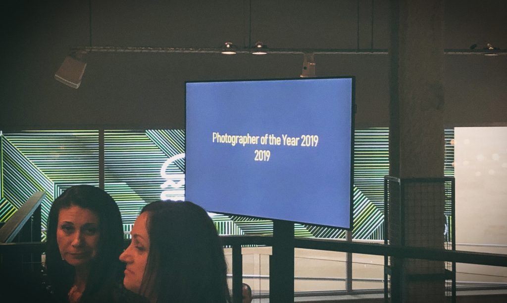 Finals for Photographer of the Year 2019