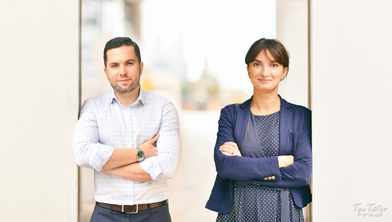 Portrait CEO Startup