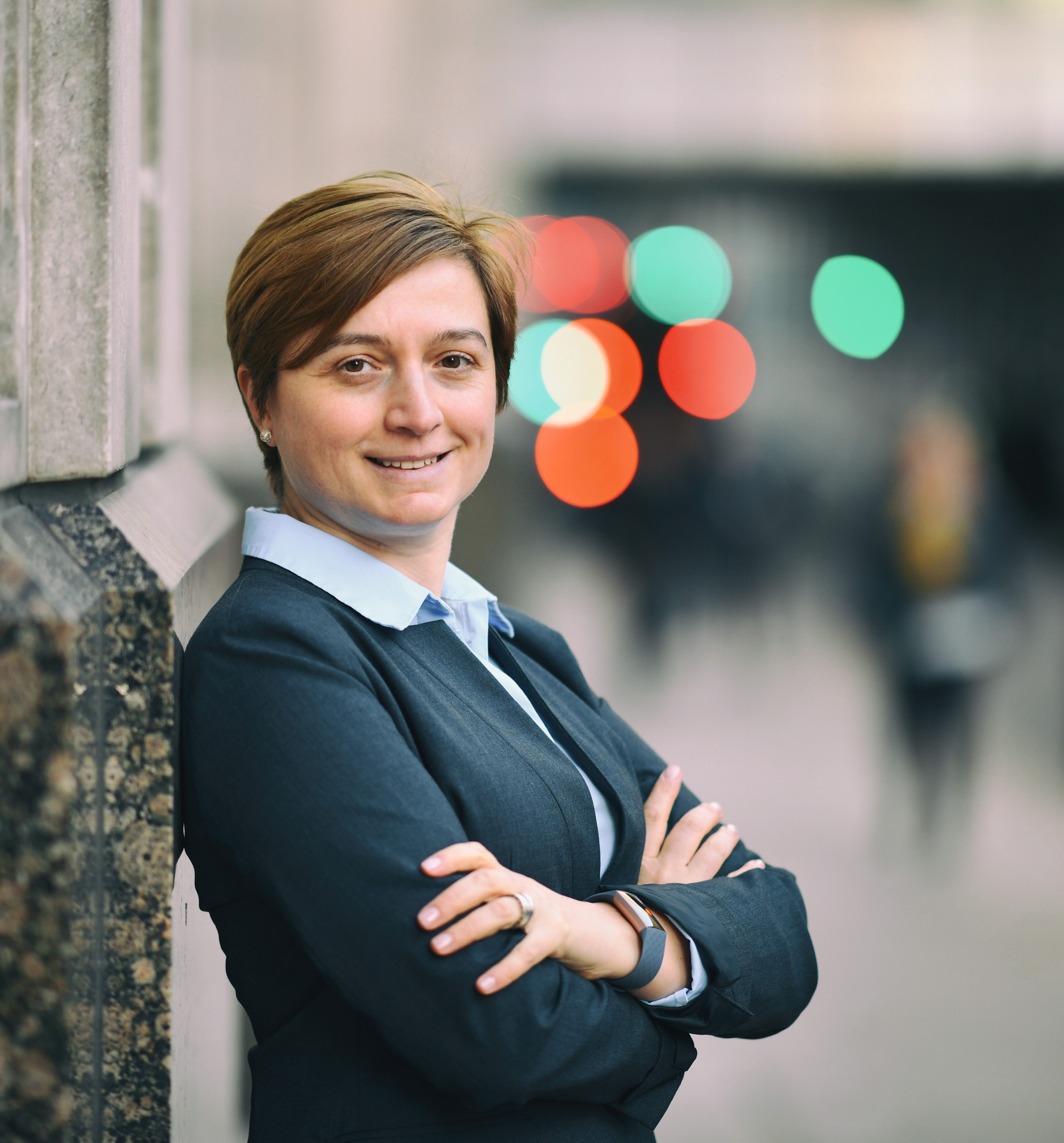 Women Business Portrait