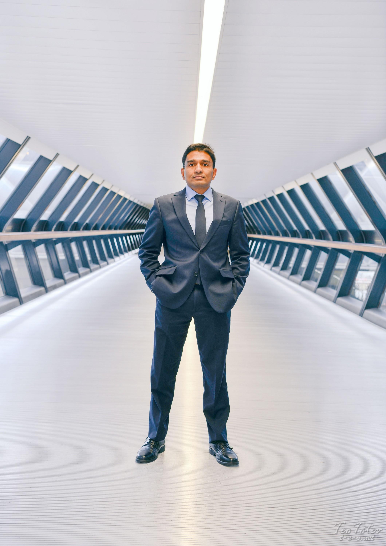 Businessman Portrait Photography