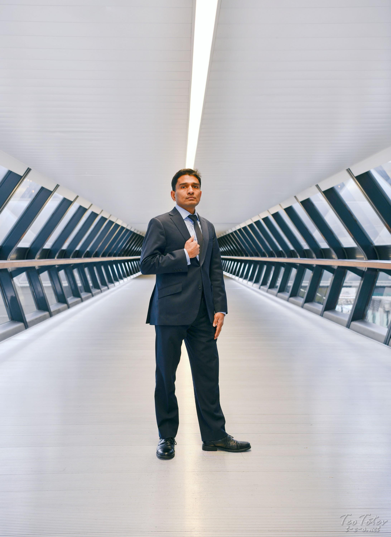 Canary Wharf Corporate Headshots