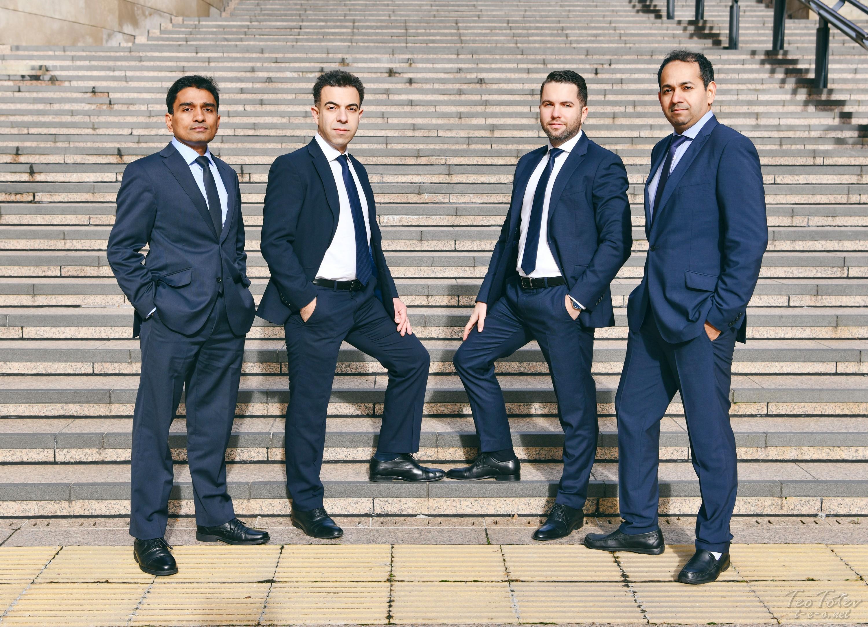 Corporate Group Portrait