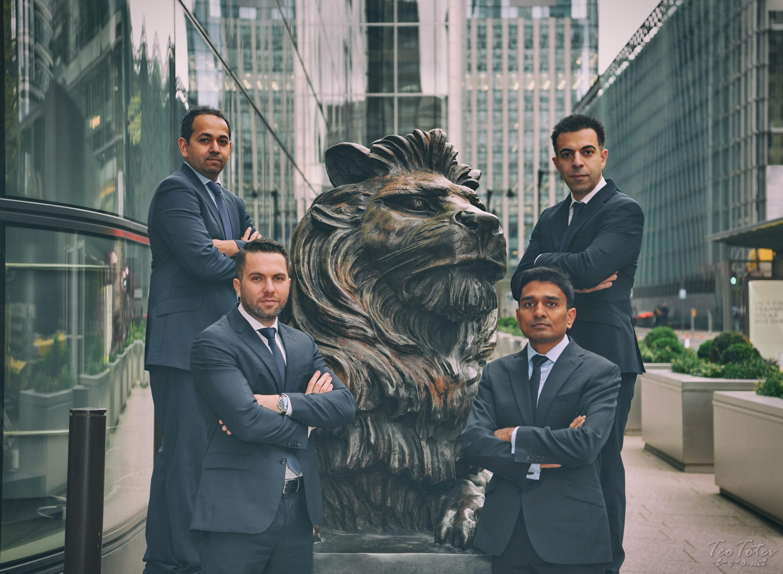 Corporate Portrait Services