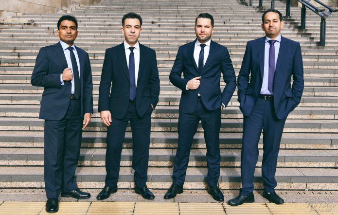 Group Business Portraits
