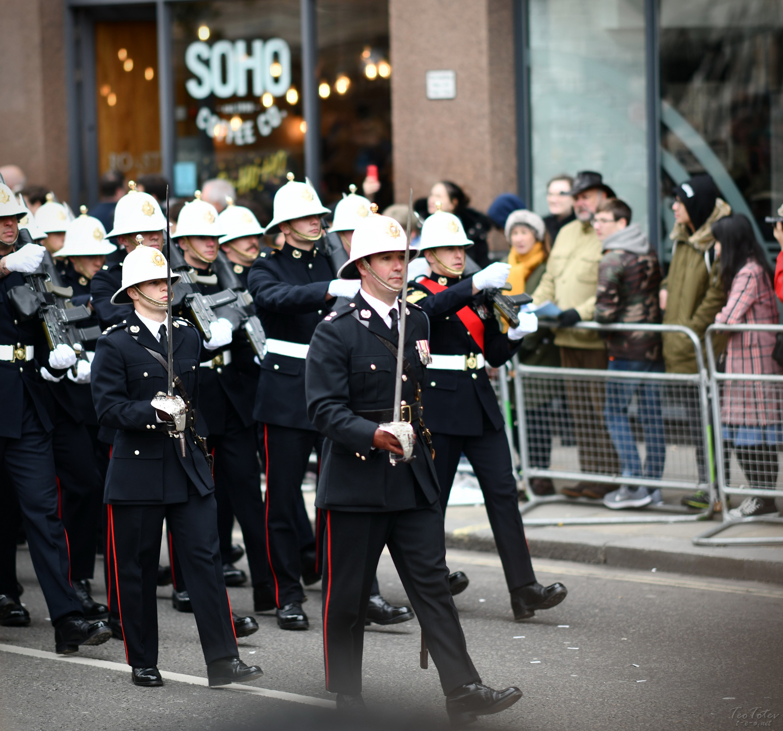 Military Parade UK