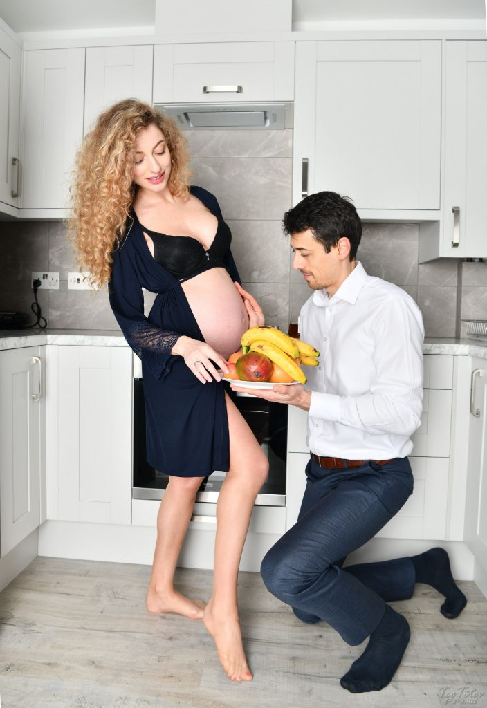 Pregnancy Photography Bump