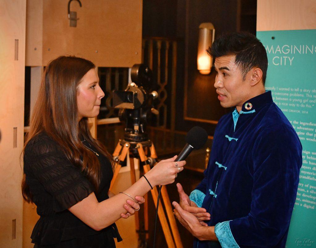 Asian Star Interview