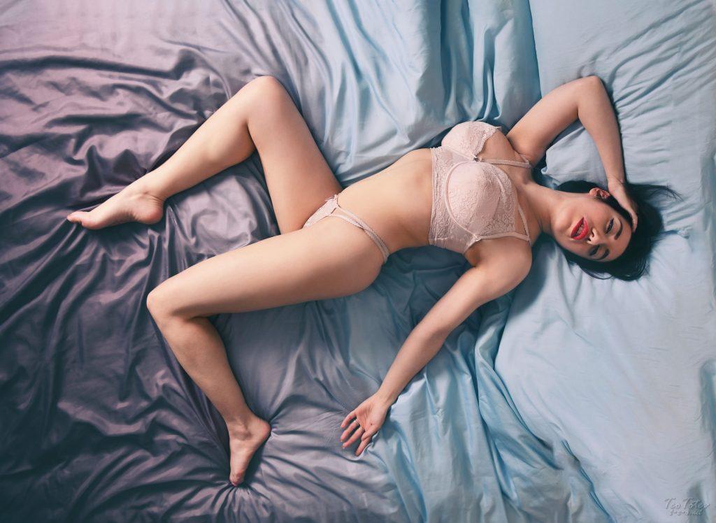 London boudoir