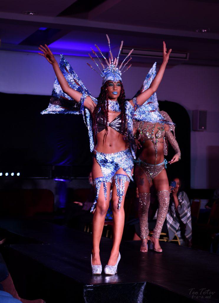Carnival dress fashion