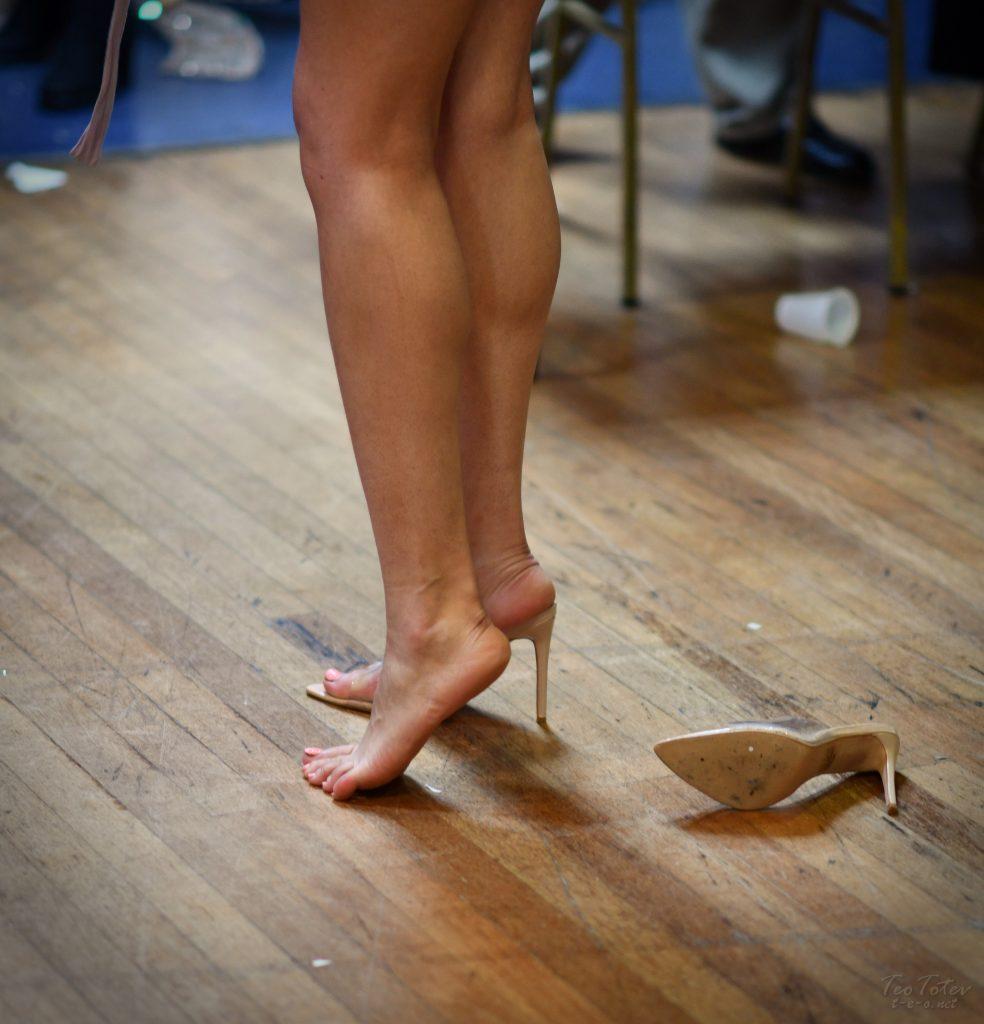 Cinderella lost shoe