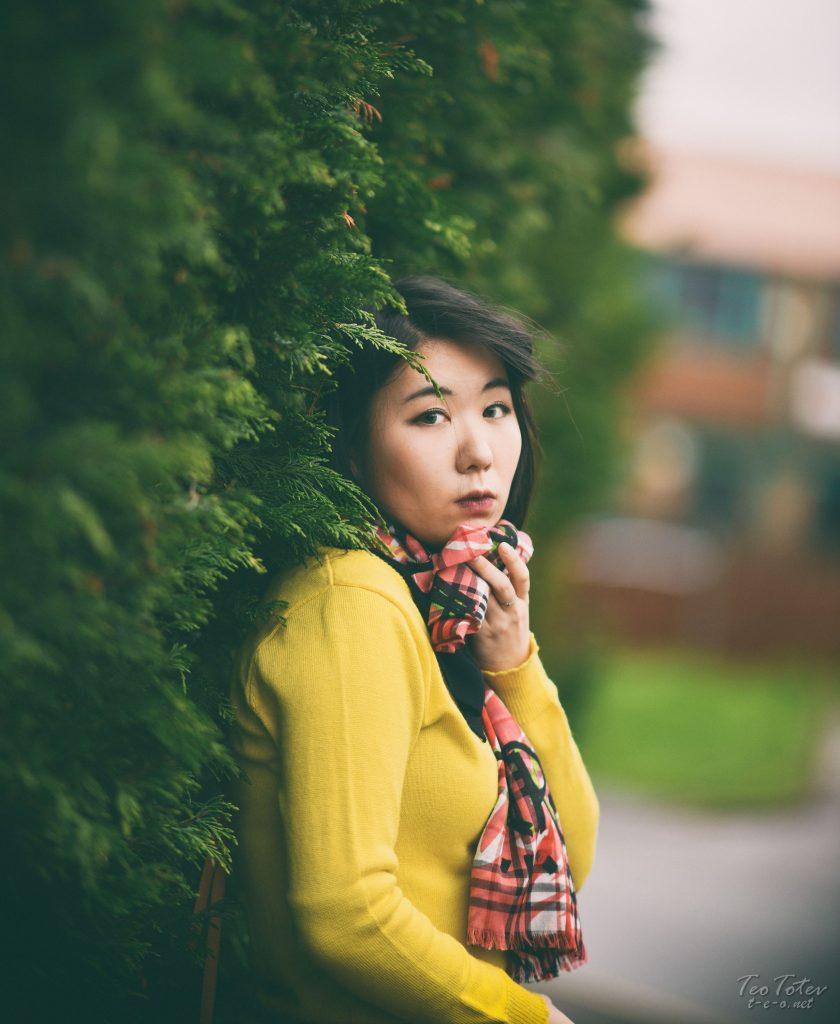 Nikon Portrait