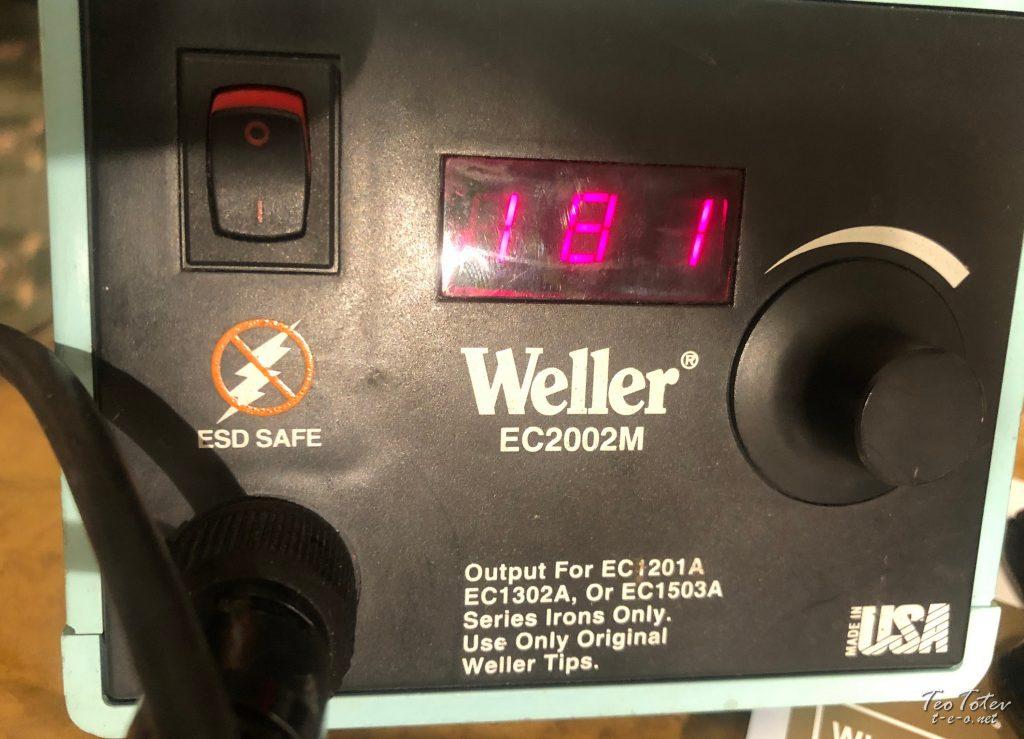 Weller EC2002M
