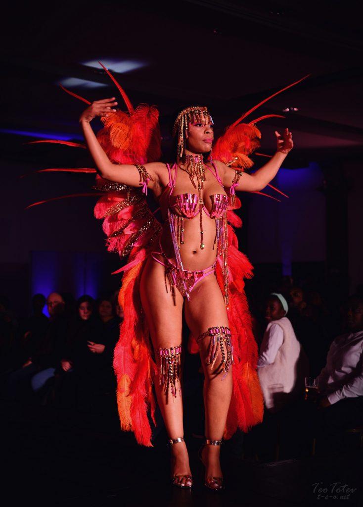 carnival fashion show