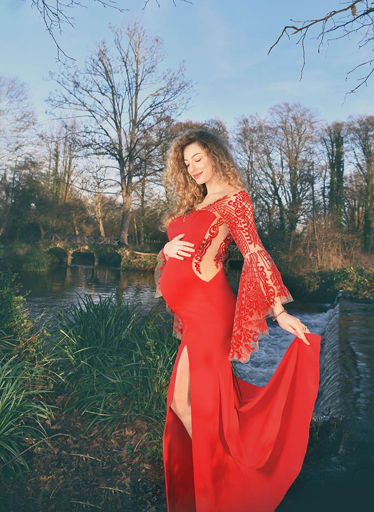 Maternity Photoshoot London